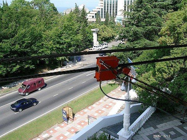 inspeção electromagnética em cabos de aço