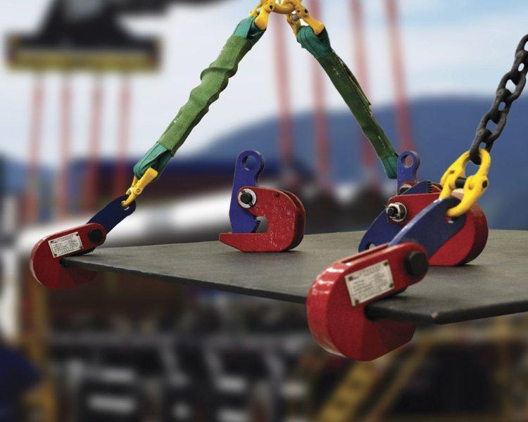 treinamento de movimentação de cargas suspensas